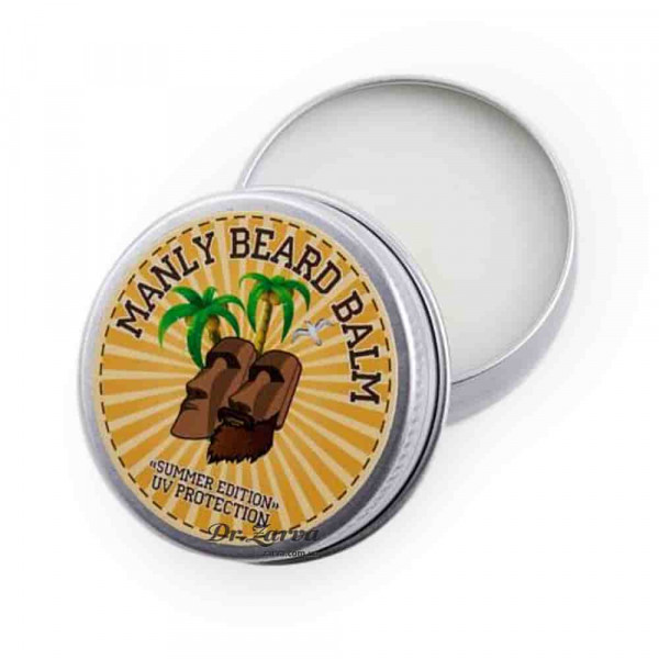 Бальзам для бороды Manly Beard Balm SUMMER Edition 30 мл