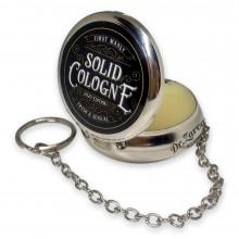 Твердый мужской одеколон SOLID COLOGNE Manly (карманные часы) 20 мл