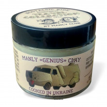 Глина для укладки волос Manly GENIUS Clay 65 мл
