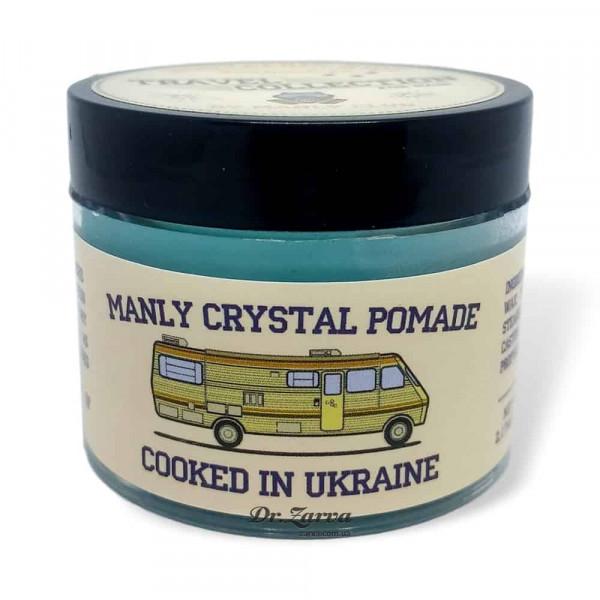 Помада для укладки волос Manly CRYSTAL Pomade 65 мл