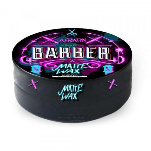 Паста для укладки волос Marmara Barber AQUA WAX MATTE FINISH 150 мл