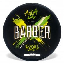 Помада для укладки волос Marmara Barber AQUA WAX ROYAL 150 мл