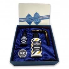 Набор по уходу за бородой + парфюм Marmara BEARD AROMA SET