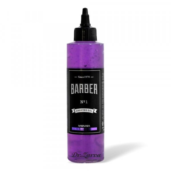 Гель для бритья Marmara Shaving Gel SQUEEZE Barber №1 250 мл