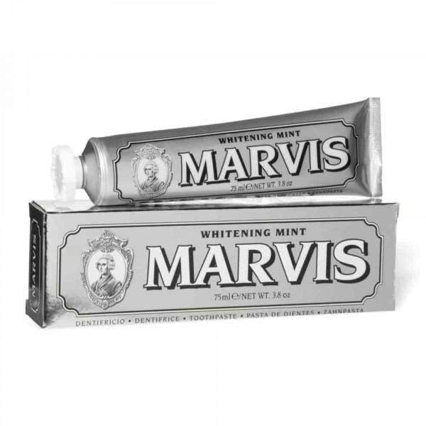 Зубная паста Marvis отбеливающая WHITENING MINT Toothpaste 75 мл
