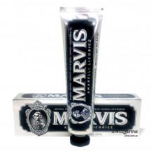 Зубная паста Marvis Dentif AMARELLI LICORICE Toothpaste 75 мл