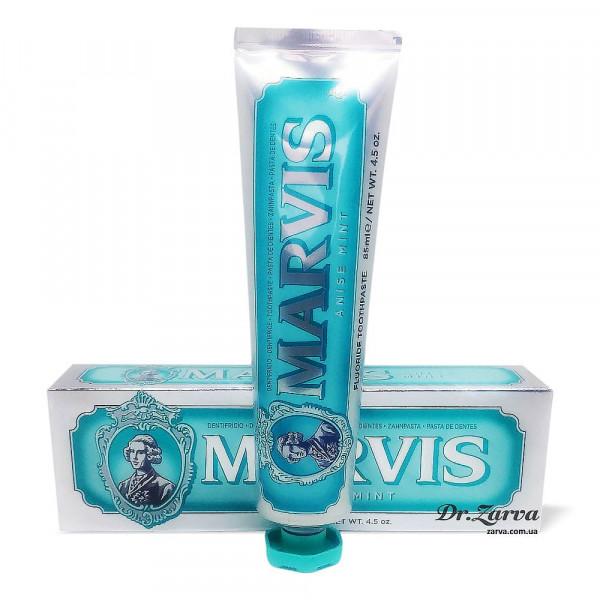 Зубная паста Marvis ANISE MINT Toothpaste 85 мл