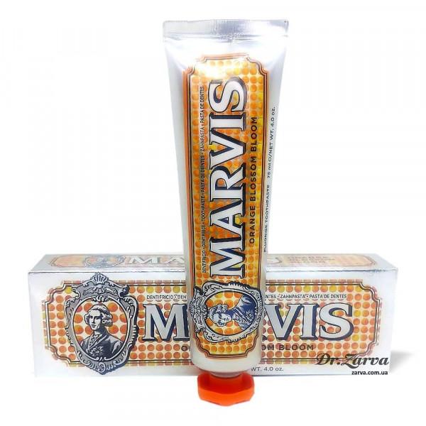 Зубная паста Marvis ORANGE BLOSSOM BLOOM Toothpaste 75 мл