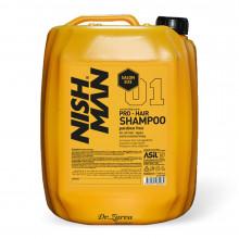 Шампунь для волос профессиональный NISHMAN SALON SIZE SHAMPOO с кератином 5000 мл