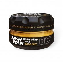 Помада для укладки волос Nishman 07 GOLD ONE 100 мл