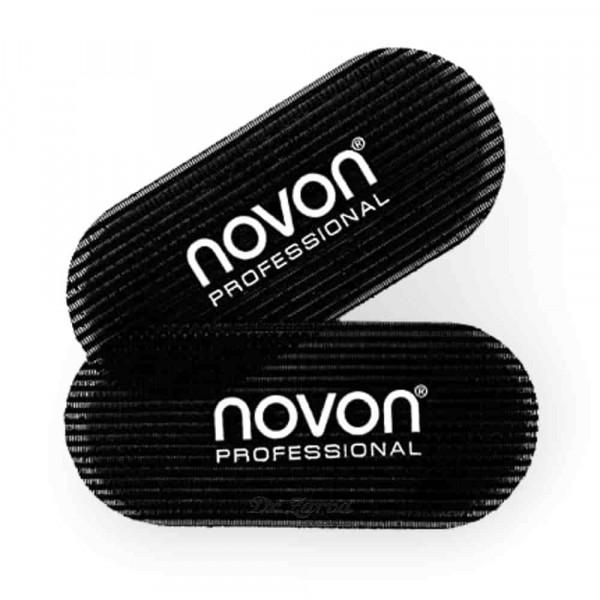 Фиксаторы липучки для волос Novon HAIR GRIPPERS 2 шт 11,5 см