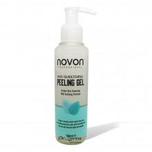 Гель для вмивання обличчя Novon PEELING GEL 150 мл