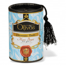 Натуральне оливкове мило Olivos Ottoman Bath BLUE-WHITE 2 x 100 г