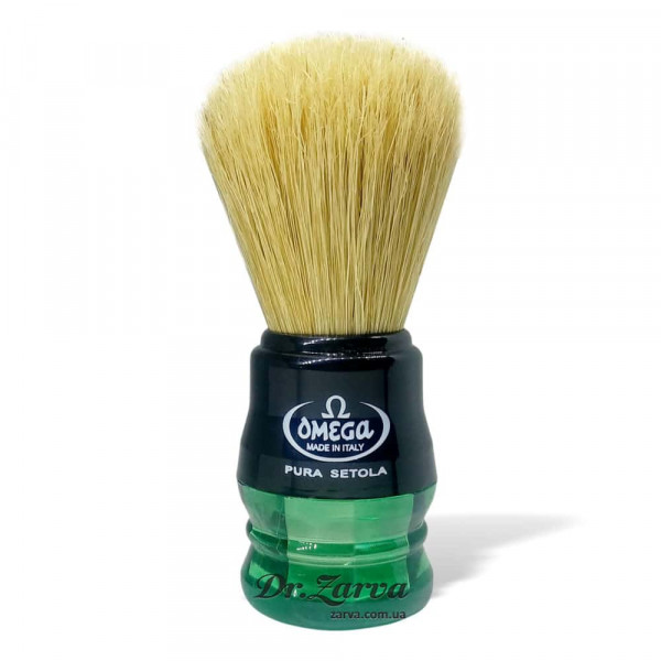 Помазок для бритья Omega 10077 Кабан