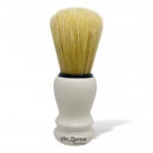 Помазок для гоління Omega 10108 білий Кабан