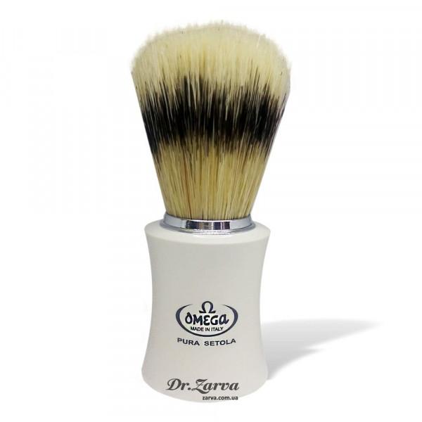 Помазок для бритья Omega 11869 Кабан