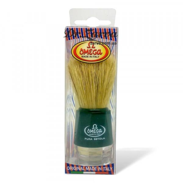 Помазок для бритья Omega 10018 Кабан