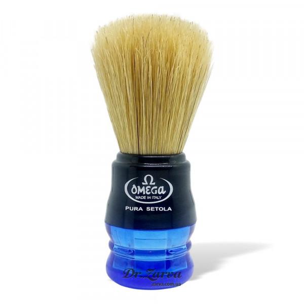 Помазок для бритья Omega 10777 Кабан