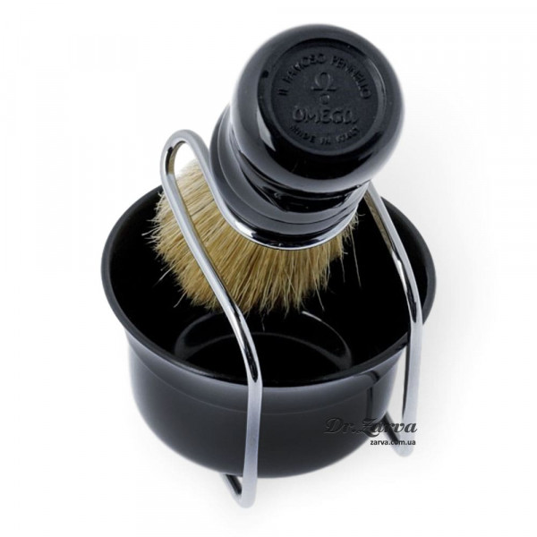 Набор для бритья Omega 49.18 (черный)