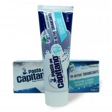 Зубная паста Pasta del Capitano комплексное отбеливание по технологии OX-ACTIVE 75 мл