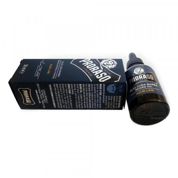 Масло для бороды Proraso AZUR LIME 30 мл