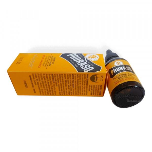 Масло для бороды Proraso WOOD & SPICE 30 мл