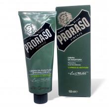 Крем для гоління Proraso CYPRESS & VETYVER Shaving Cream 100 мл