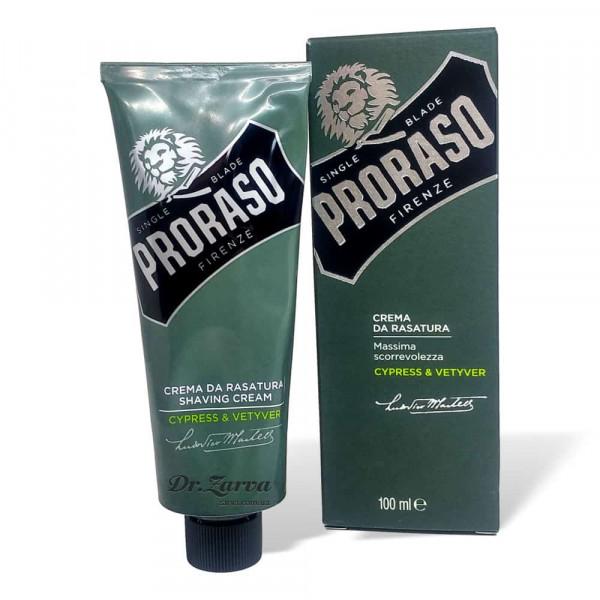 Крем для бритья Proraso CYPRESS & VETYVER Shaving Cream 100 мл