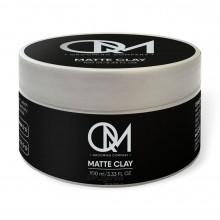 Глина для укладки волос QM MATTE CLAY 100 мл