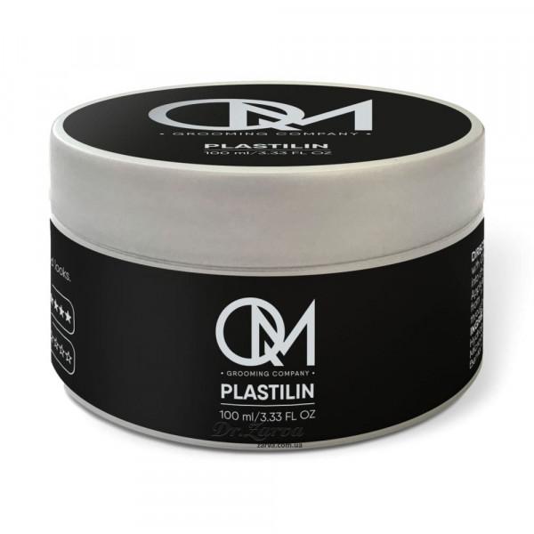 Глина для укладки волос QM PLASTILIN 100 мл