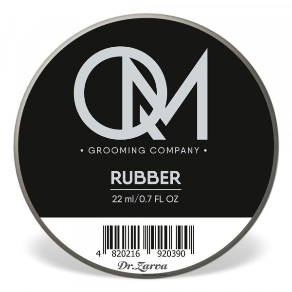 Паста для укладки волос QM RUBBER 100 мл