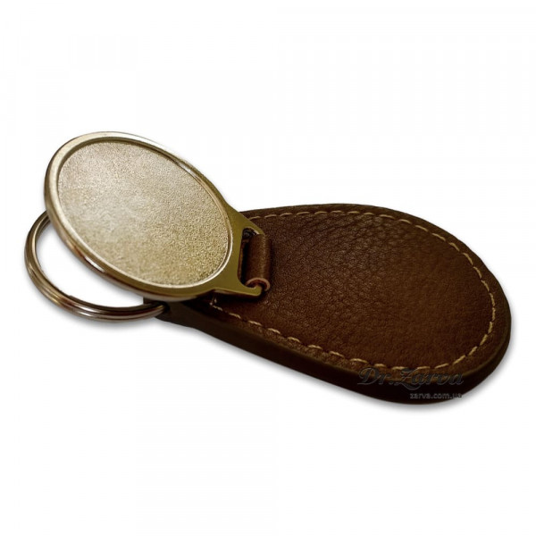Брелок для ключей Reuzel кожаный LEATHER KEYCHAIN