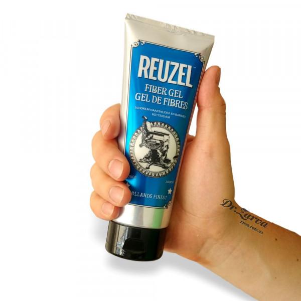 Гель для укладання волосся Reuzel FIBER GEL 100 мл