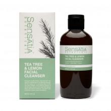 Средство для умывания Sensatia Botanicals TEA TREE & LEMON FACIAL CLEANCER 220 мл