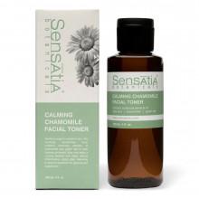 Тоник для лица без спирта Sensatia Botanicals CALMING CHAMOMILE FACIAL TONER 120 мл