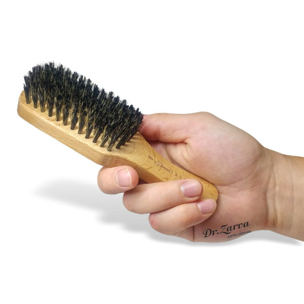 Щітка для бороди з ручкою The Shave Factory