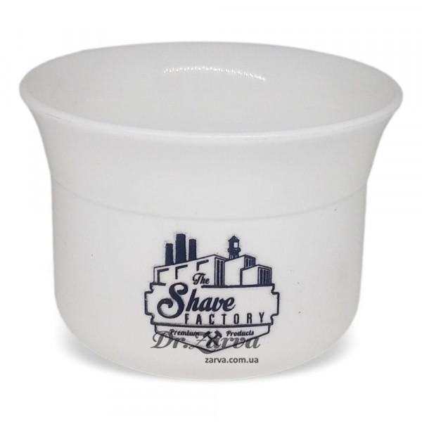 Чаша для гоління The Shave Factory SHAVING MUG пластикова