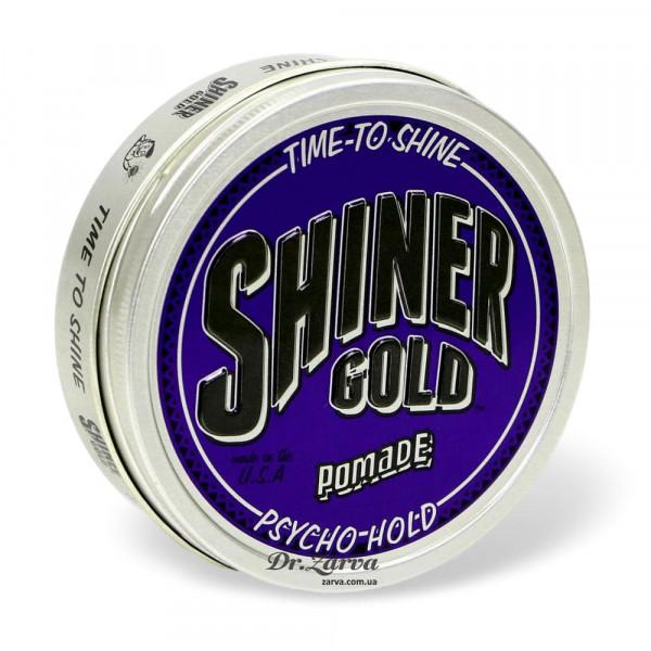 Помада для укладки волос Shiner Gold PSYCHO HOLD 112 г