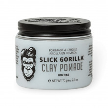 Глина для укладки волос Slick Gorilla CLAY POMADE 70 г