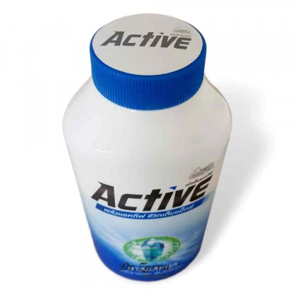 Охлаждающий тальк для тела Snake Brand Cooling Powder ACTIVE 140 г