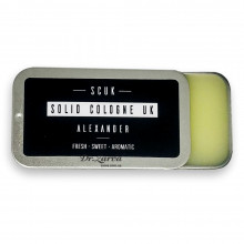 Твердый мужской одеколон ALEXANDER Solid Cologne UK 18 мл