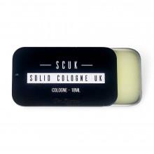 Твердый мужской одеколон MALCOLM Solid Cologne UK 18 мл