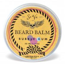 Бальзам для бороды Sova BUBBLE GUM Beard Balm 50 мл