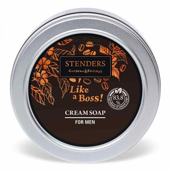 Мыло кремовое Stenders BOSS 110 г