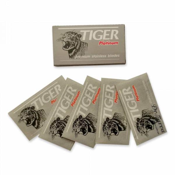 Лезвия Tiger PLATINUM 5 шт