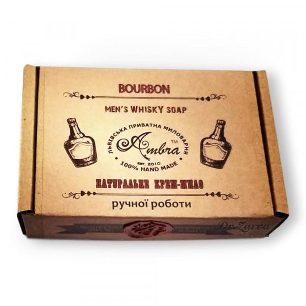 Натуральное мыло Ambra Бурбон (Bourbon) 100 г