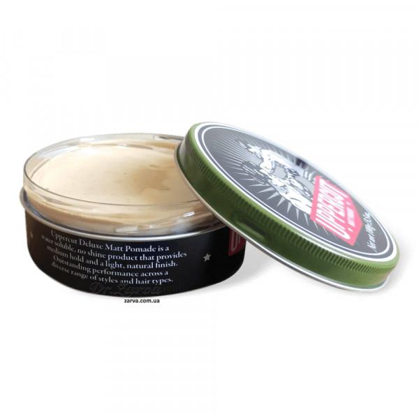 Помада для укладки волос Uppercut Deluxe MATT POMADE 100 мл
