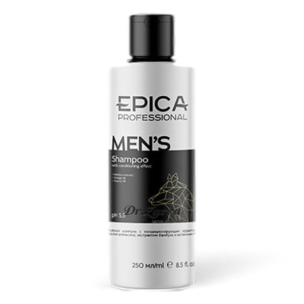 Шампунь Epica Professional For Men с кондиционирующим эффектом 250 мл
